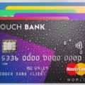 Touch Bank карта