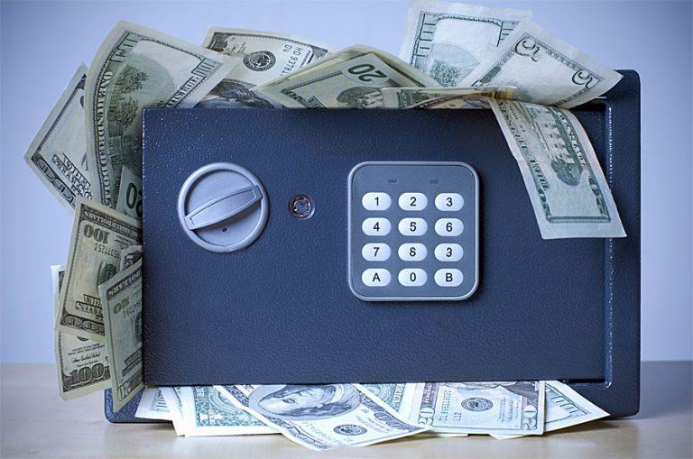 Touch Bank защита вклада