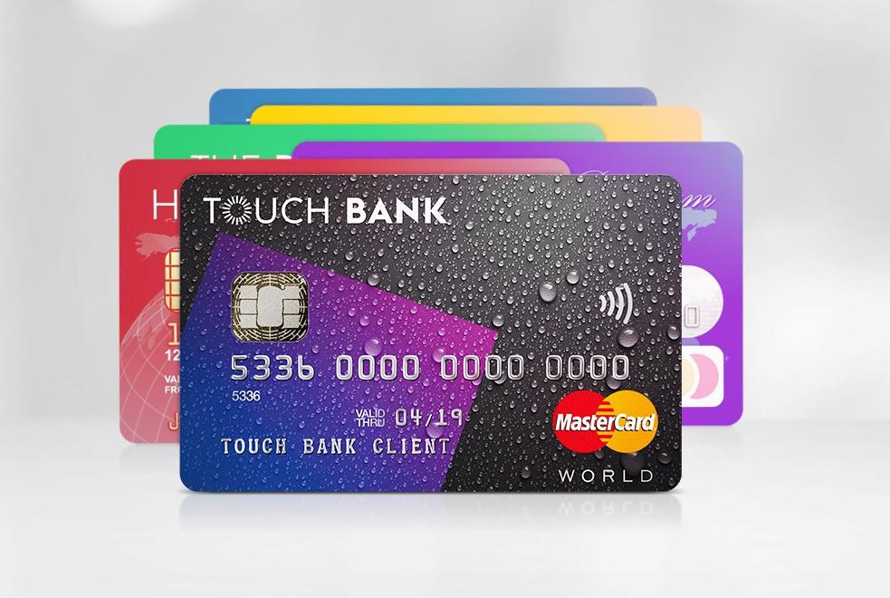 Touch bank онлайн
